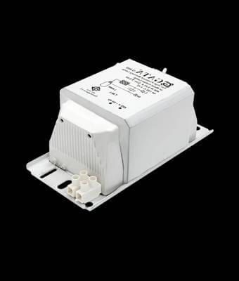 Ballasts for high pressure mercury vapor lamp (Fluorescent lamps)