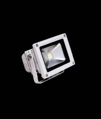 LED FLOOD LIGHT 20W  (Body:White)