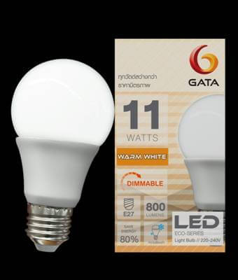 LED BULB DIMMABLE SERIES Base : E27
