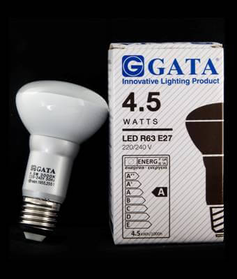 LED EXTRA SERIES R63 4.5W