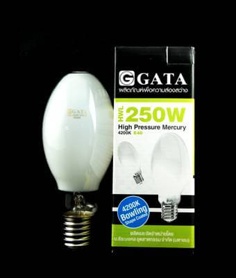 High Pressure Mercury Blended Lamp  Bowling GATA