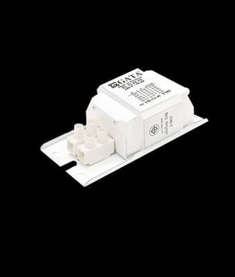 Ballasts for fluorescent lamps compact fluorescence