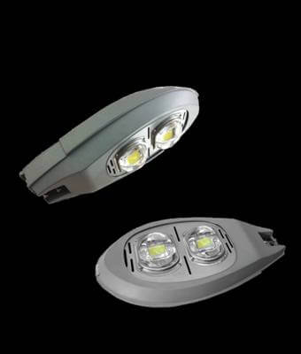 LED Street Light : Ellipse Series 36W (2x18)